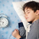 An early bedtime for children helps to keep them healthy