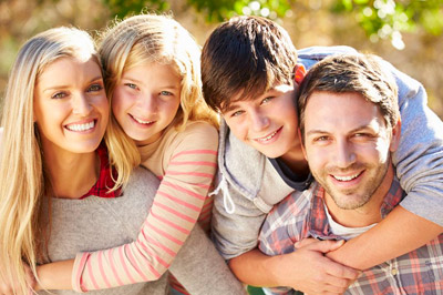5 C's for happy families and/or couples